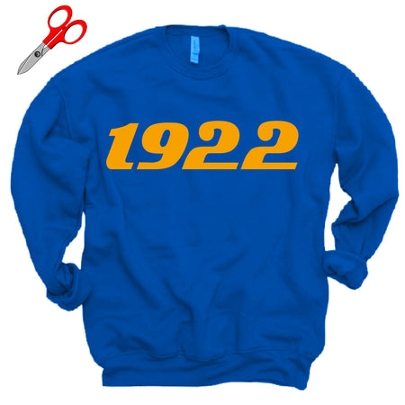1922 Fleece Sweatshirt