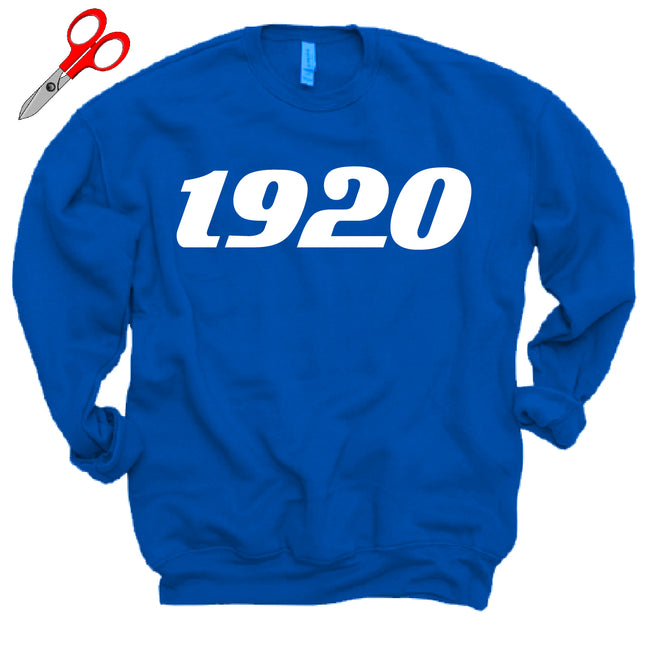 1920 Fleece Sweatshirt