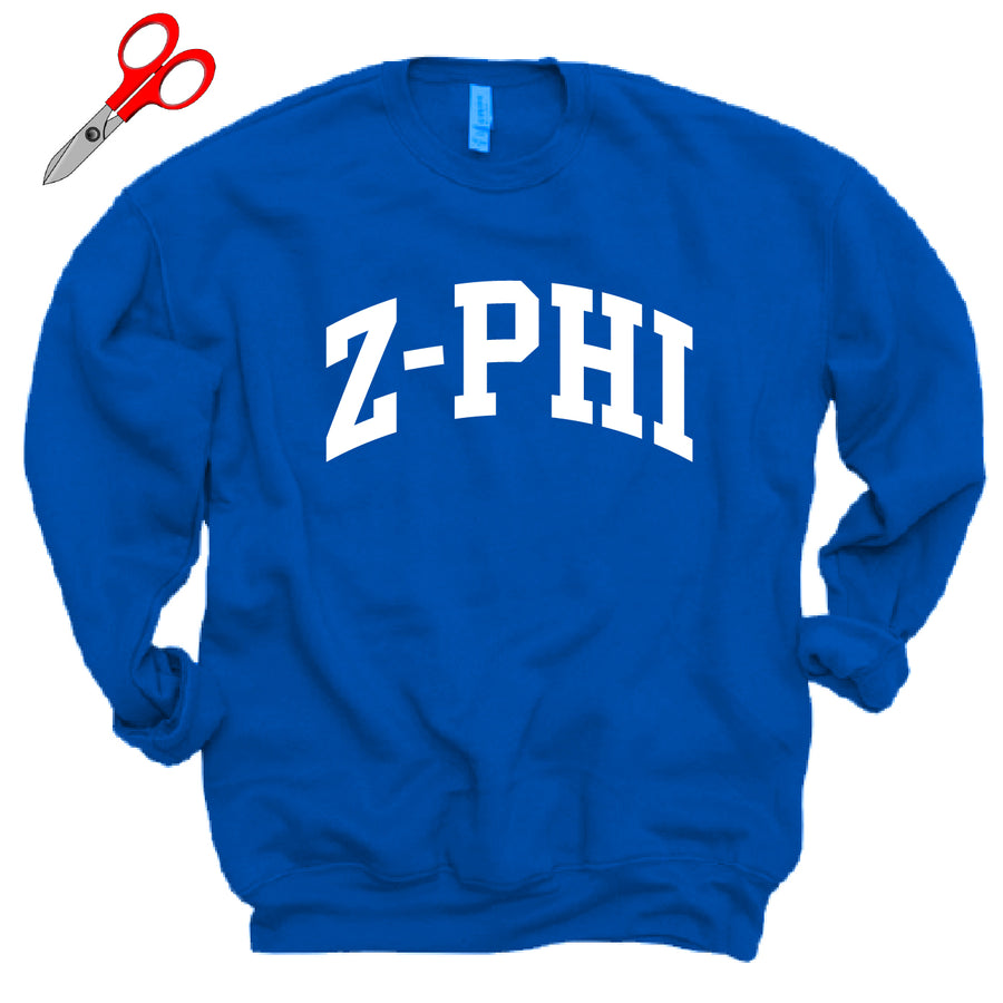 Z-PHI Fleece Sweatshirt