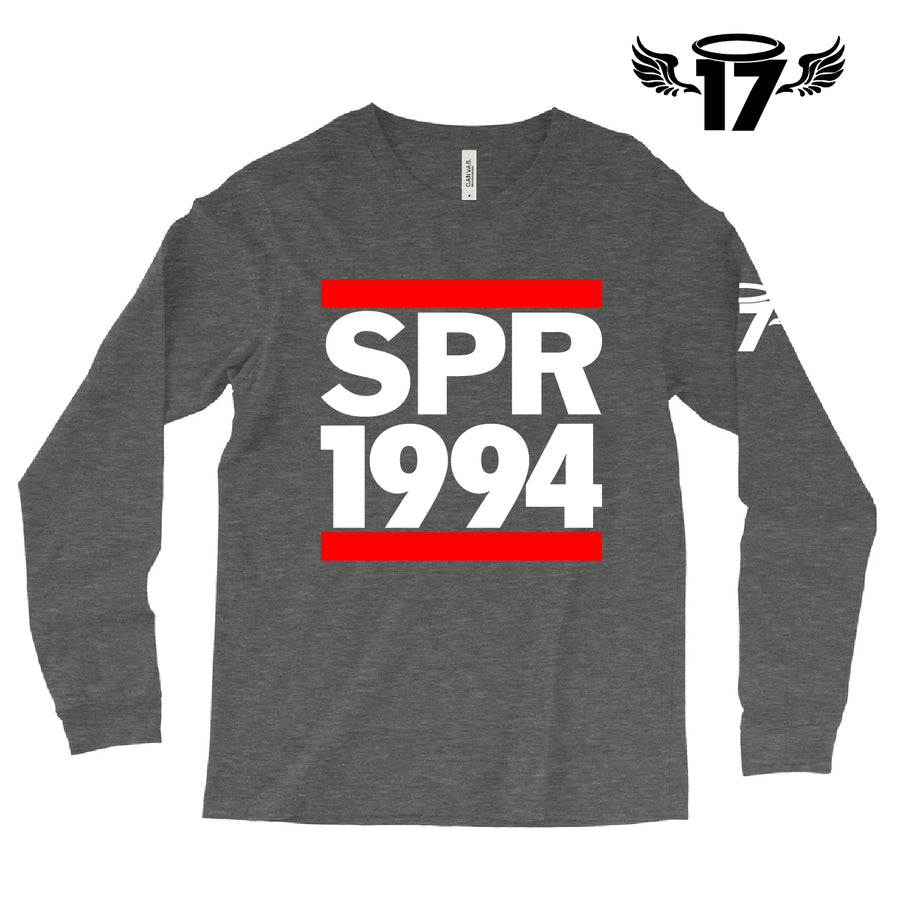 Custom SPR94 Run Crossing Long Sleeve