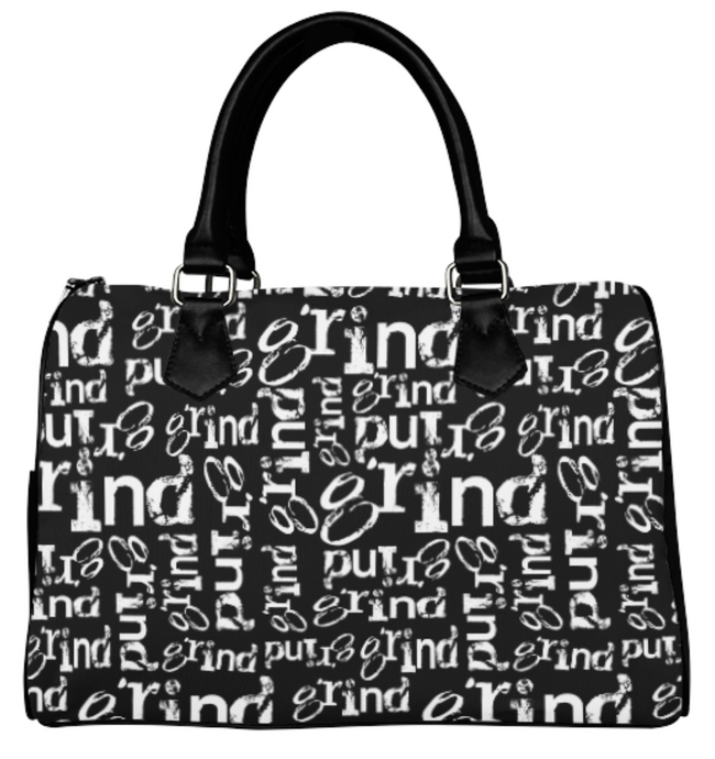 Grind Boston Handbag