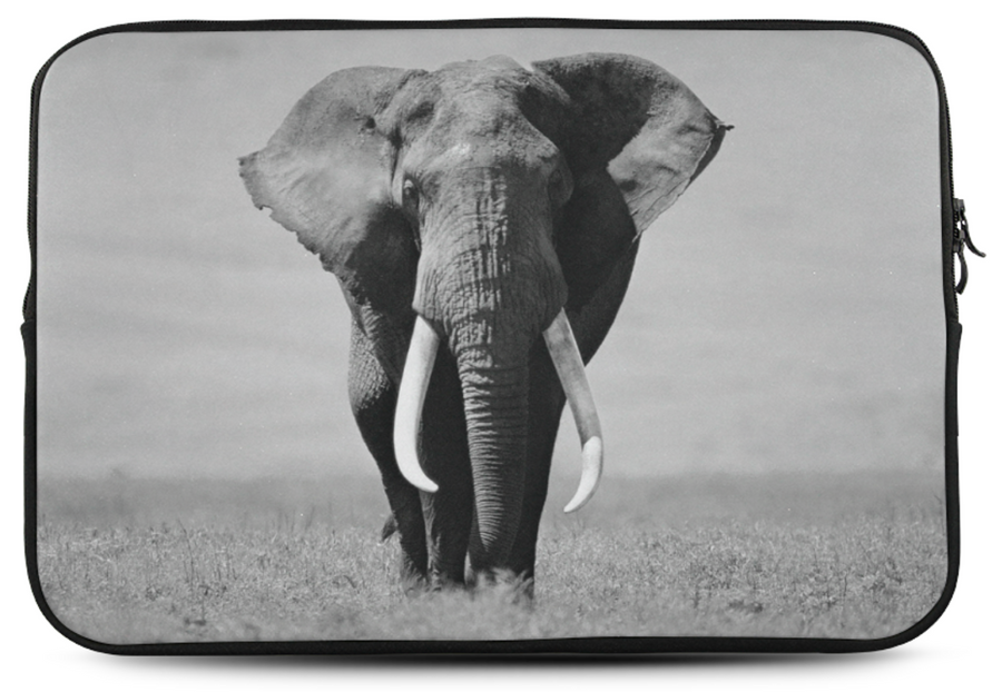 "Elephant Sleeve for Laptop (17"")"