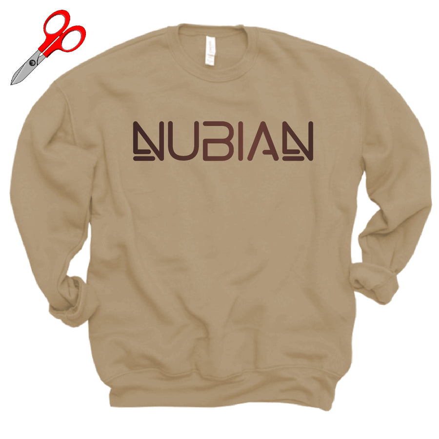Nubian Fleece Sweatshirt