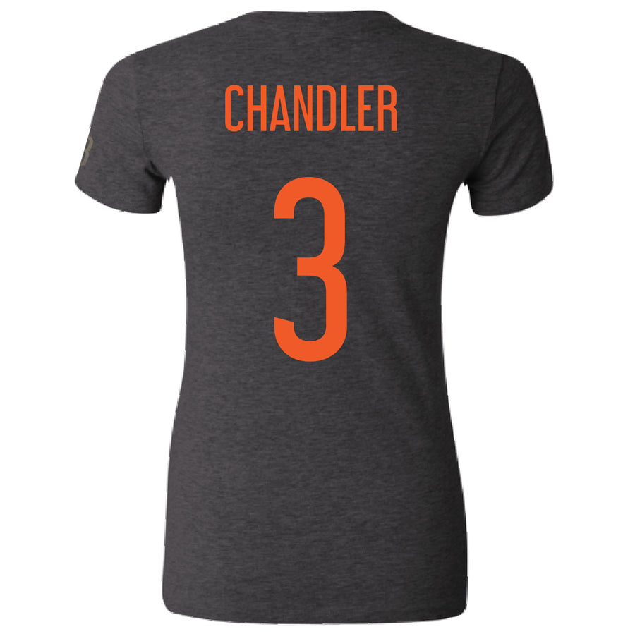 Custom Short Sleeve UT Auntie Tee Chandler