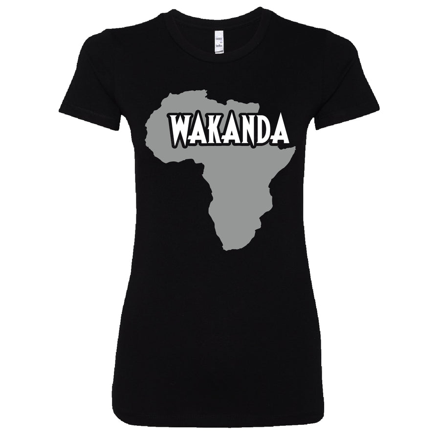 Short Sleeve Ladies Wakanda Tee