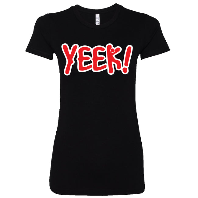 Short Sleeve Ladies Atlanta YEEK! Tee