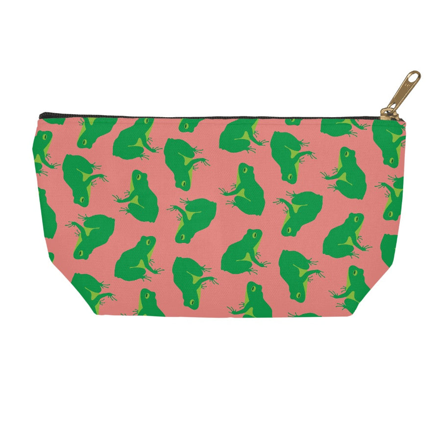 Frog Accessory Pouch