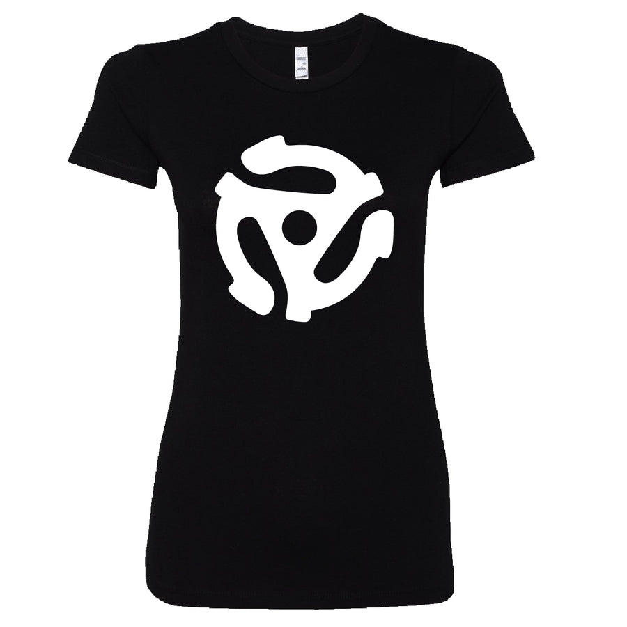 Short Sleeve Adapter Ladies Tee