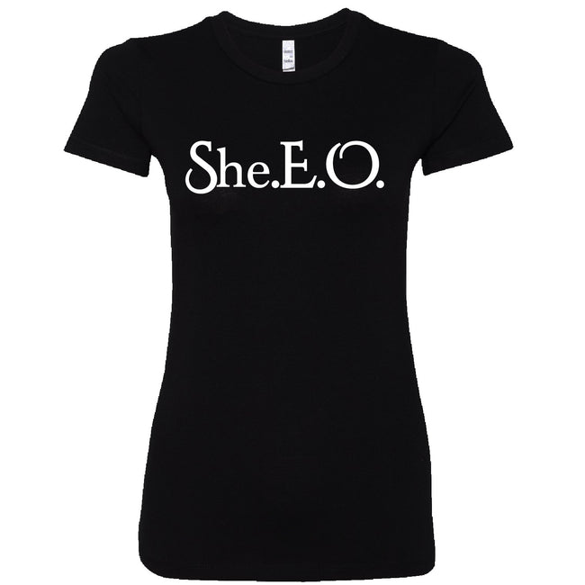 Short Sleeve SheEO Tee