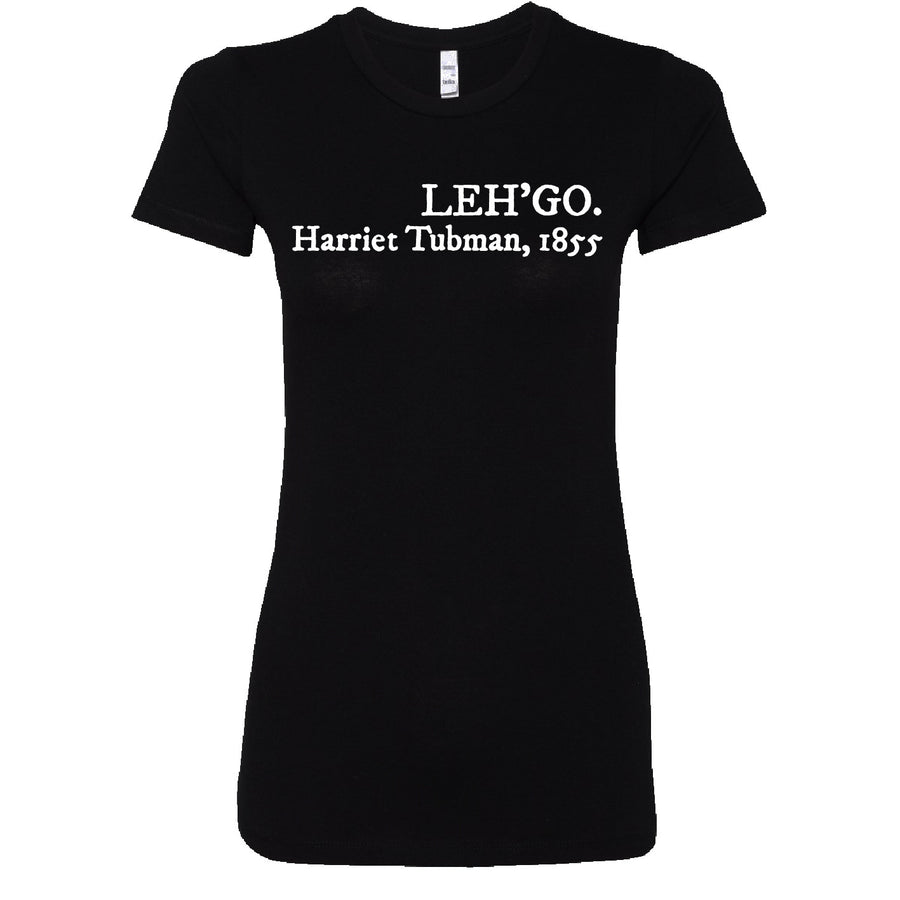 Short Sleeve Lehgo Ladies Tee