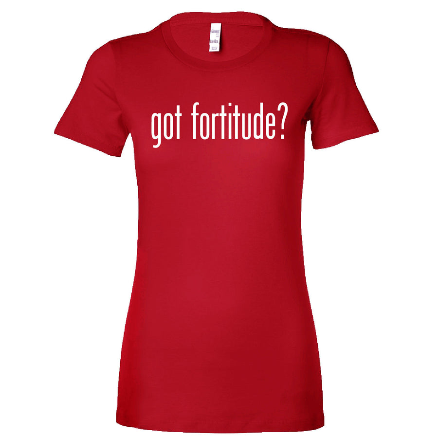 Short Sleeve Got Fortitude? Tee