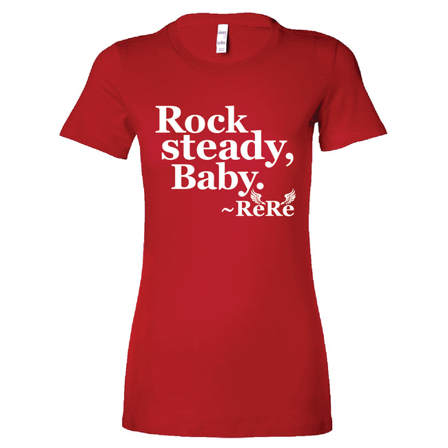 Short Sleeve Rock Steady Tee