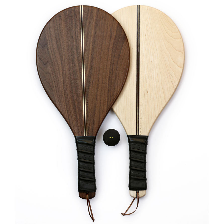 Velce Wooden Racquets