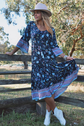 Georgie Midi Dress LOVE LETTER