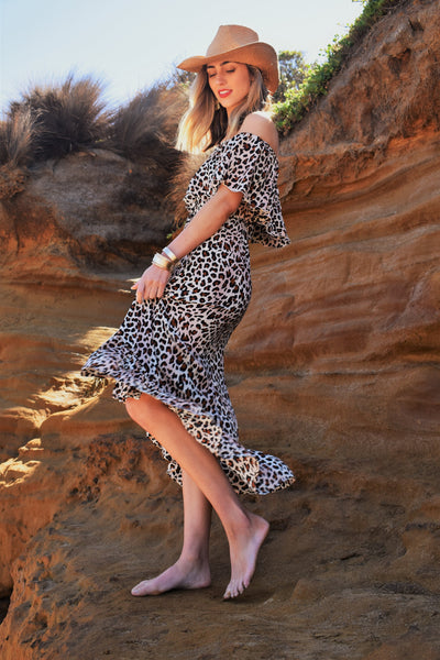 Pascale Dress WILD THING