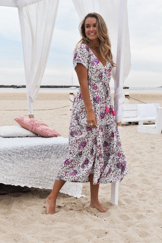 Georgie Midi Dress CABANA DAYS