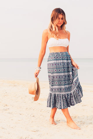 Paola Skirt AQUARIUS