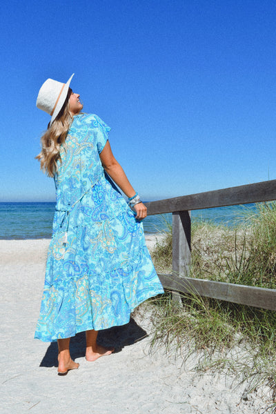 Camille Dress SEABREEZE