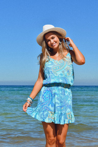 Salsa Dress SEABREEZE