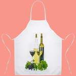 Aprons(wine) - JenniPaintings-FoundTreasures