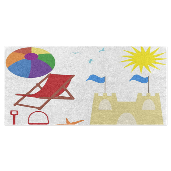 Vacation(Beach Towel)