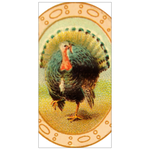 Wild Turkey(Flat Cards)