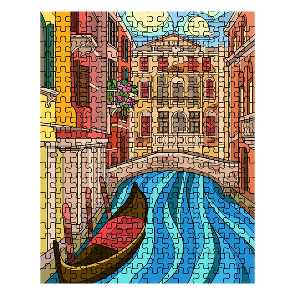 Old Canal(Puzzles)
