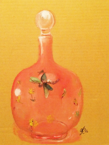 Perfume Bottle(Original Painting)