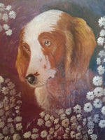 Birdie(Original Painting) - JenniPaintings-FoundTreasures
