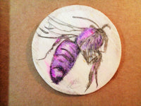Bee Collection(original pencil Drawings) - JenniPaintings-FoundTreasures
