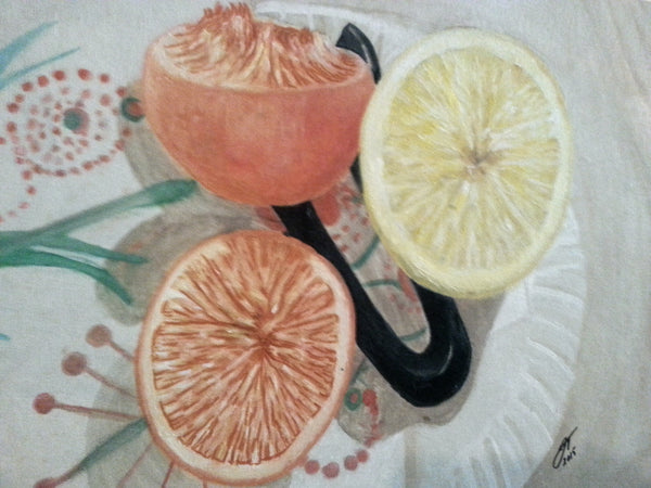 Freshly Squeezed - JenniPaintings