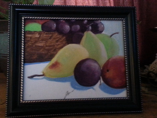 It's Fruit Time - JenniPaintings