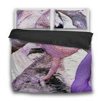 3 Pcs Bedding Sets - JenniPaintings-FoundTreasures