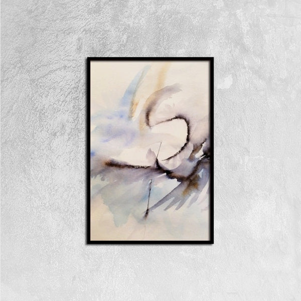 salient(Canvas Prints/16ⅹ24 inch) -JenniPaintings Found Treasures