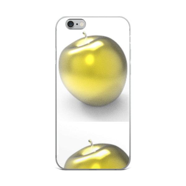 iPhone Case(Golden Apple)