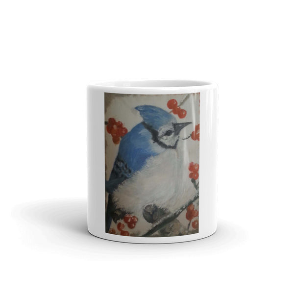 Mug(Blue Bird Blues)
