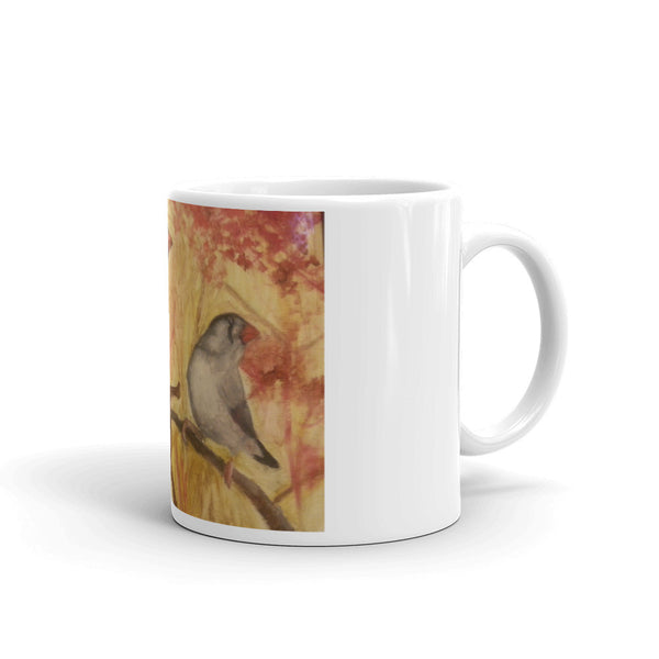 Mug(Fancy Finches)