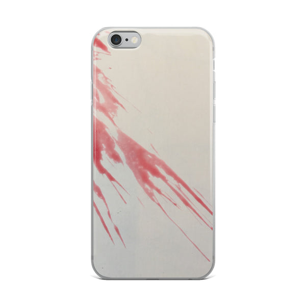 Soft Wax(iPhone Case)