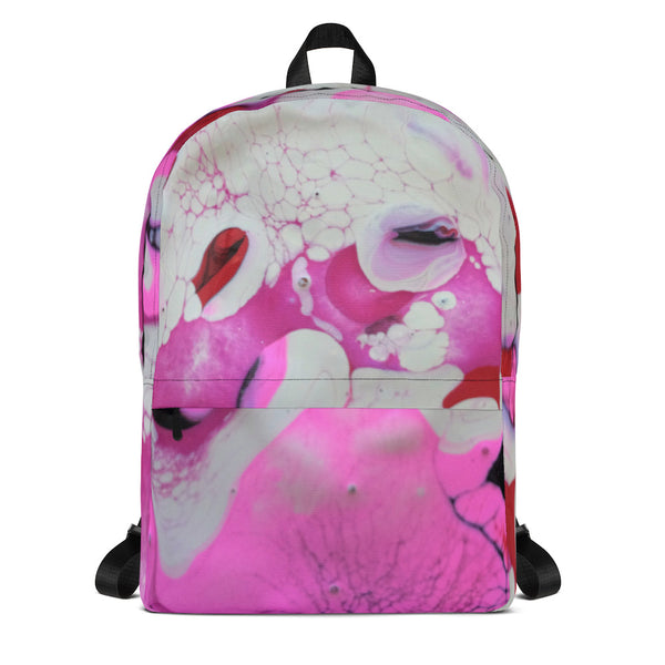 Backpack(Dolor) - JenniPaintings-FoundTreasures