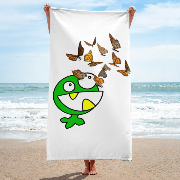 Towel(Monster Dreams)
