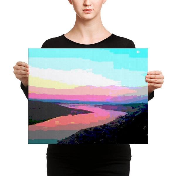 Canvas print(Almost Gone)