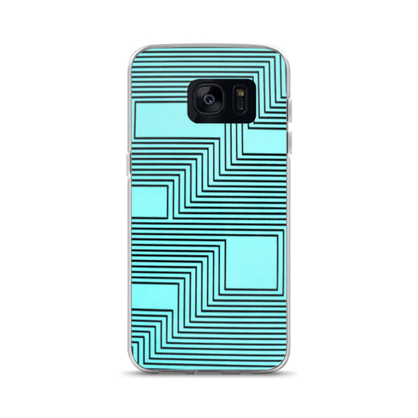 Samsung Case(3D Blinds)