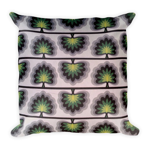 Square Pillow(Green Growth)