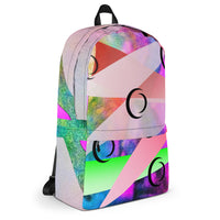 Backpack(Summer Colors) - JenniPaintings-FoundTreasures