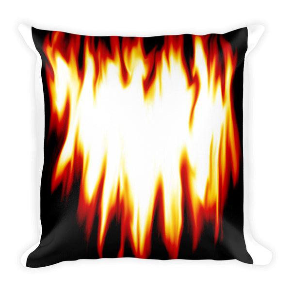 Square Pillow(The Fires)
