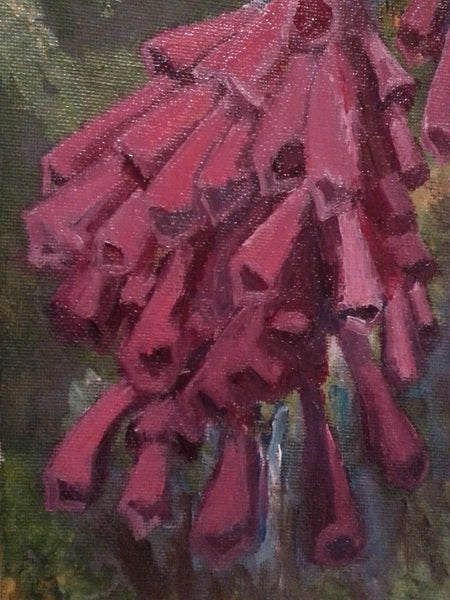 Pink Bonnets - JenniPaintings(Wood Art)