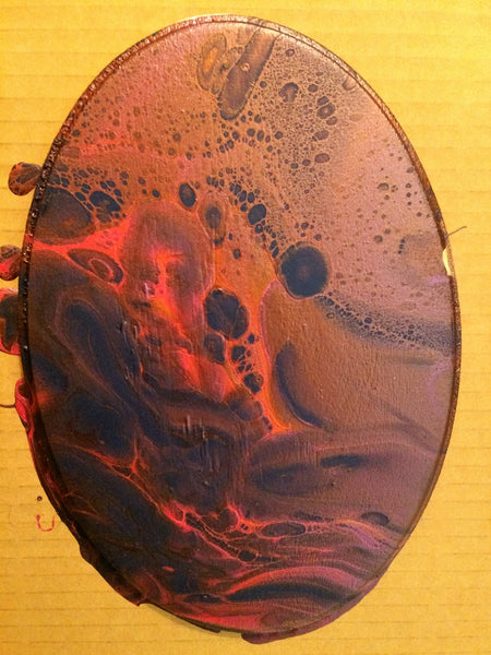 Sophisticated Designs(Original Paint Pouring)