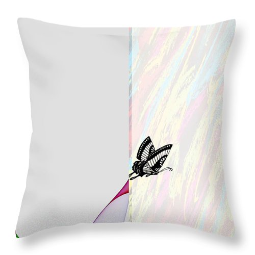 Spring Time - Throw Pillow