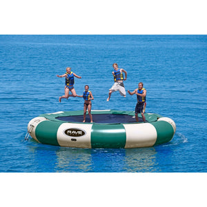 RAVE Sports Aqua Jump 200 Northwoods water trampoline for sale