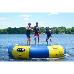 RAVE Sports Bongo 15 water trampolines for sale